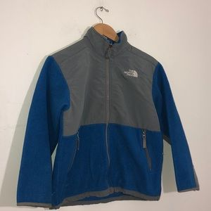 The north face boys sweater/jacket